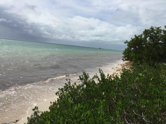 Bahai Honda State Park in the Florida Keys
