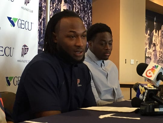 UTEP running back Aaron Jones said he is declaring