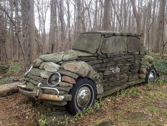The Stone VW