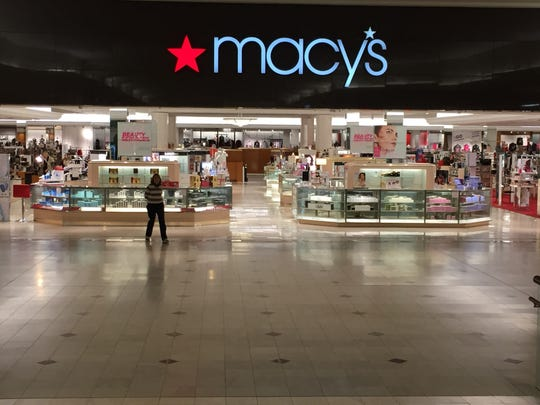 Macy's at the Oakdale Mall will close April 18.
