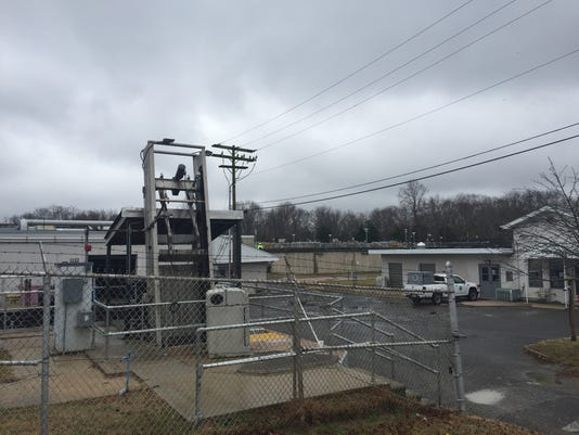 millville waste water treatment utility plant