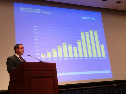 Glenn Hegar Revenue Estimate Jan. 2017