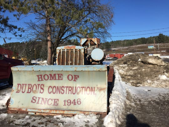 Gov. Phil Scott said he has sold his share of DuBois Construction, a business he owned with his cousin, Donald DuBois.
