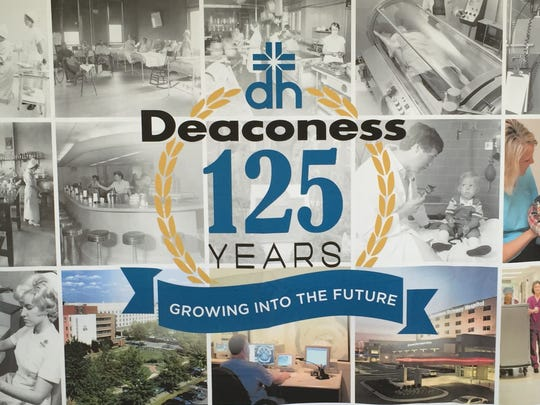 Deaconess celebrating its 125th anniversary this year.