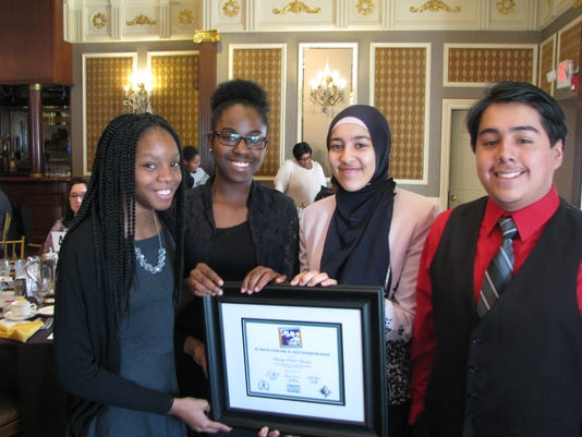 Paterson Youth Council awards breakfast