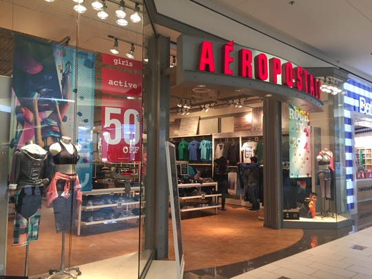 Aeropostale has reopened at The Empire Mall.