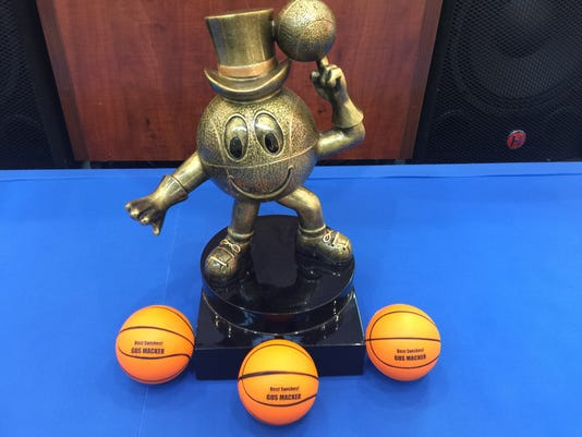 GUS MACKER TROPHY