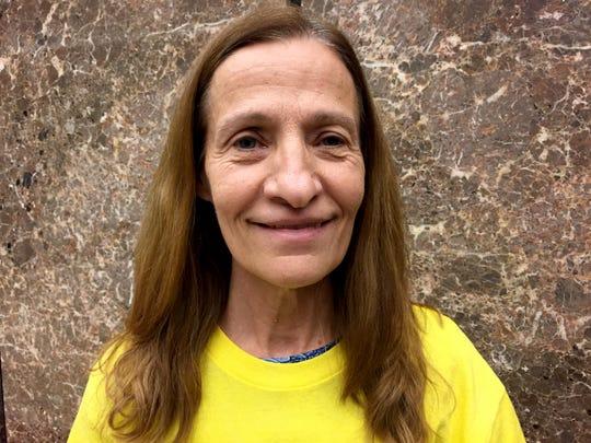 Clerk/Register of Deeds Karen Spranger on Nov. 8, 2016