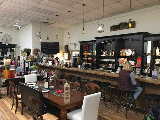 Make reservations for Wagonhouse Winery's cozy tasting room so you can make sure you'll get to taste some of their 23 wines.