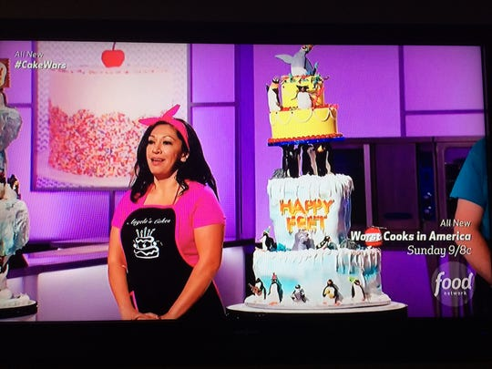 indio baker competes on food network s cake wars