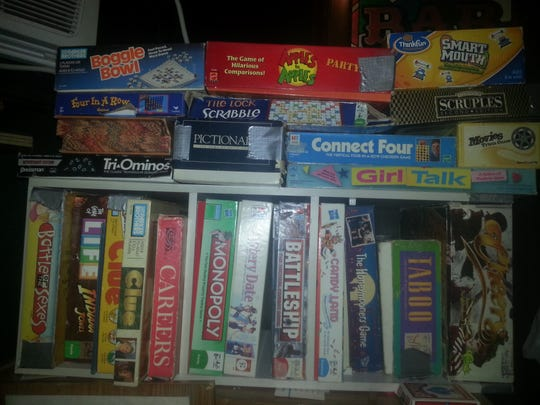 Board games are a great way for families to reconnect and spend down time together.