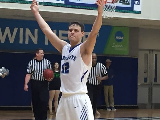 UWF Basketball-Jason Laatsch