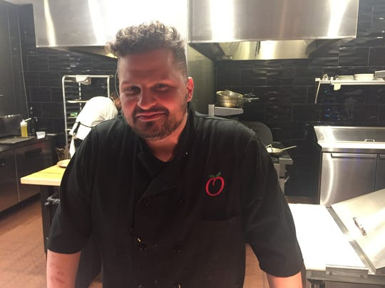 Chef and owner Tim Archetko of the new Meat & Tomottos in Victor.