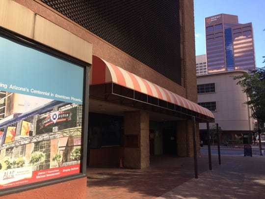 The former Matador restaurant in downtown Phoenix is envisioned as a new restaurant and community space.