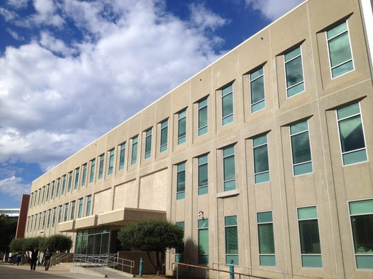 The Monterey County Superior Courthouse in Salinas
