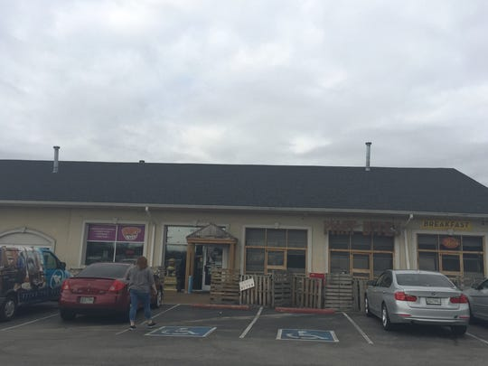 Phat Bites is behind Ace Hardware on Lebanon Pike in
