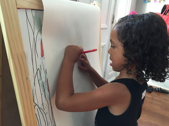 Transgender 5-year-old Ellie Ford is featured in the