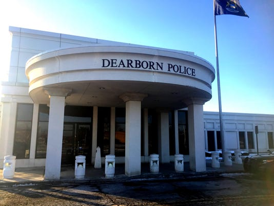 Dearborn Police Station
