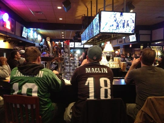 PJ Whelihan's in Cherry Hill is one of many places SJ fans will be watching Super Bowl LIV.