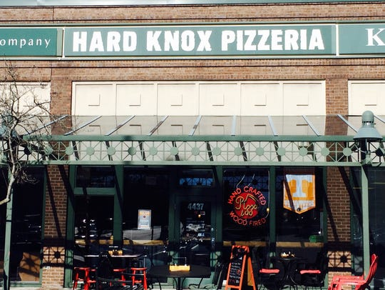 Hard Knox Pizzeria, 4437 Kingston Pike