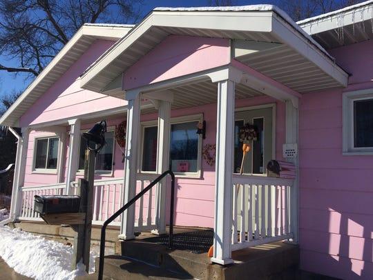 The Little Pink Restaurant