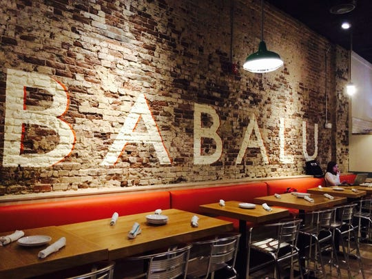 Babalu Tapas and Tacos, 412 S. Gay St. Margaritas, tacos, burgers, guacamole, small plates, etc.