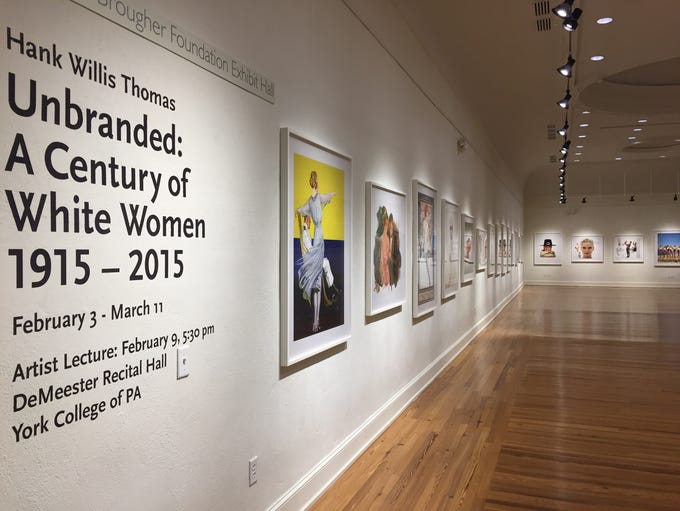 Unbranded: A Century of White Women 1915-2015 by Hank
