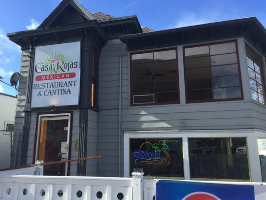 Casa Rojas opened in February, serving Mexican food and drinks. The restaurant was burglarized in November, according to the co-owner.