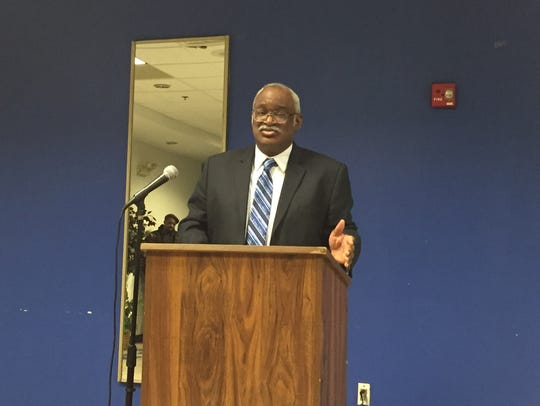 City Councilman Samuel L. Guy said in February 2017