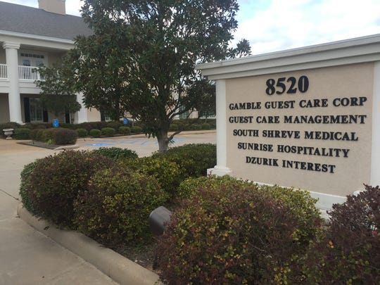 The Gamble Guest Care Corp. location in Shreveport