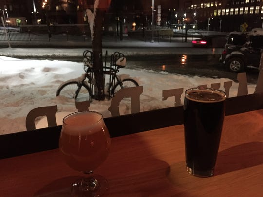 Vermont beers from Foley Brothers and Hill Farmstead