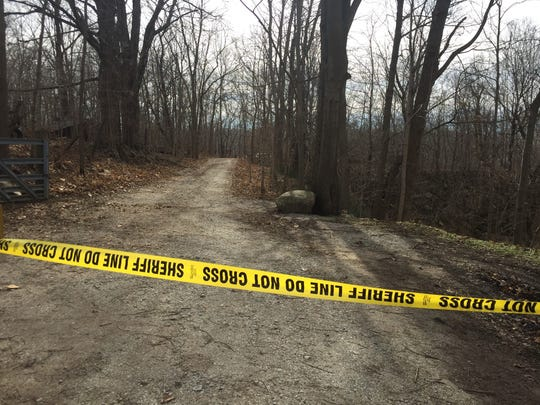 This is the trail that Liberty German, 14, and Abigail Williams, 13, started out on Monday afternoon. They were killed while on their hike, according to police.