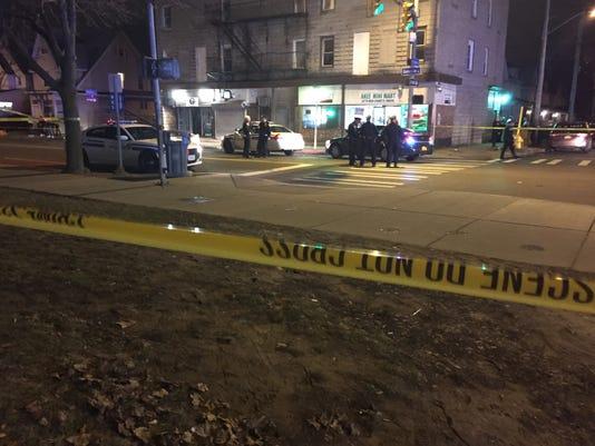 Genesee Street shooting