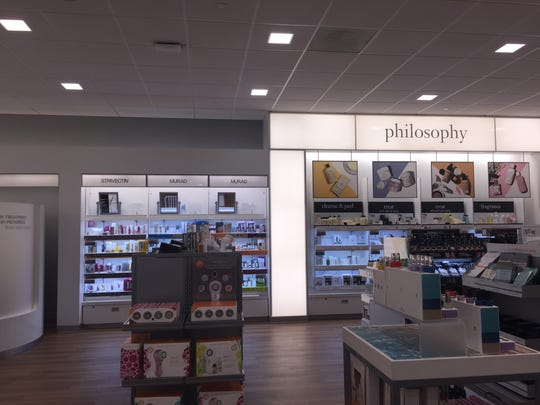 Philosophy is just one of the many skin care products