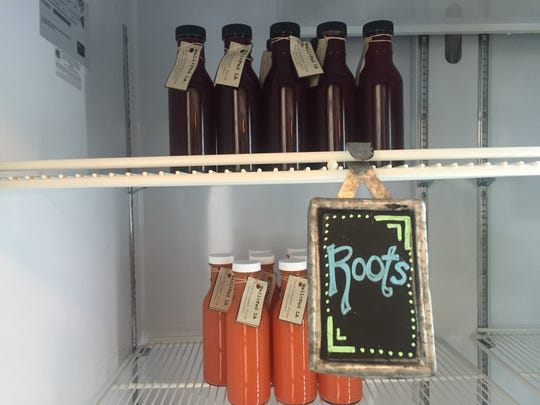 The Well+Fed Louisiana Juicery and Cafe  offers more than 12 different flavors of cold-pressed juices.