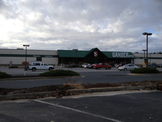 The Gander Mountain on North Salisbury Boulevard is
