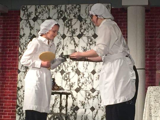 Christina's Hullabaloo Performing Arts Theatre is performing