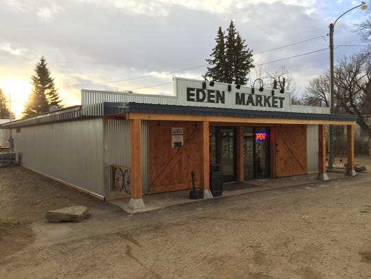 Eden Market, formerly Outback Country Store, opened