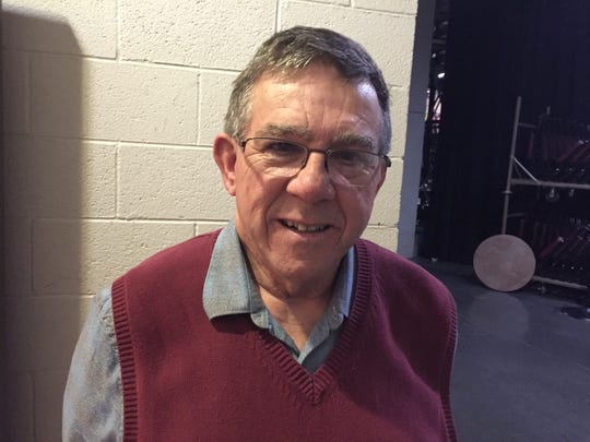 Ganado coach Bob Wolk is the azcentral.com Sports Awards