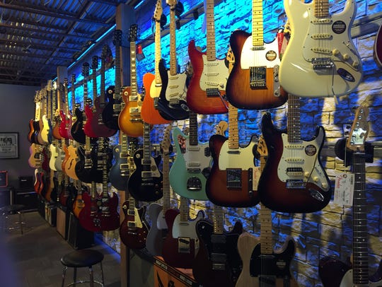 Cincinnati Guitar Show is this weekend