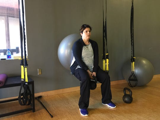 Balance is a challenge for Sarah Hwang, a one-time