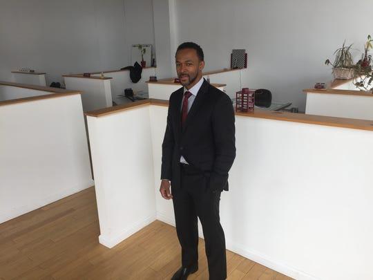 Chris Thomas, Realtor and owner at New 2 U Homes.