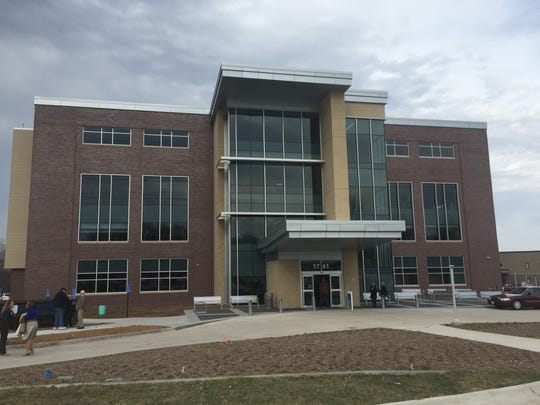 Broadlawns Medical Center's new $22 million, four-story