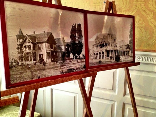 Daly Mansion in Hamilton