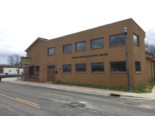 The Muslim American Cultural Center on Jefferson Street
