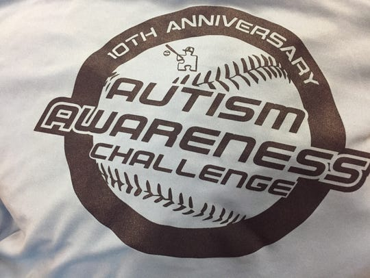 The Autism Awareness Baseball Challenge celebrated its 10th anniversary last year