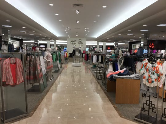 Dillard's will debut its new Green Hills store in Thursday, March 30.
