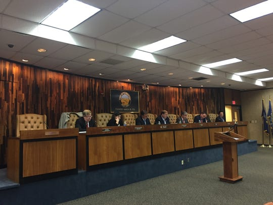 The Clarkstown Town Board voted Tuesday to install