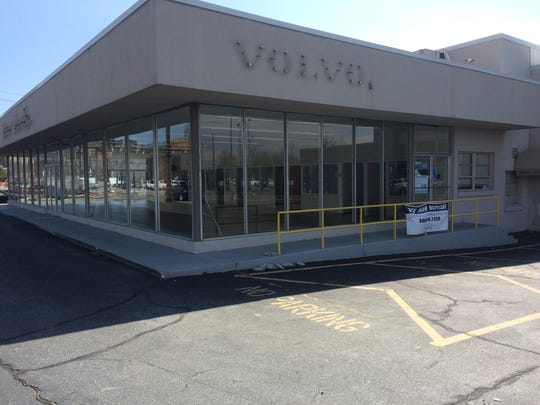 Hunter Volvo moved its Asheville store to Hendersonville in late February 2017.