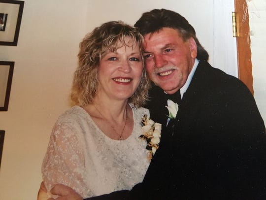 Music producer Chance Scoggins' parents, Butch and